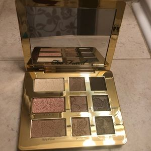 Too Faced Natural Eyes Palette BNIB
